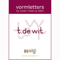 Vormletters